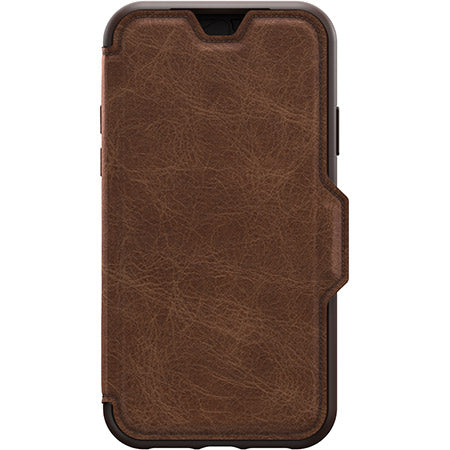 "Shop Australia stock Otterbox Strada Leather Folio Wallet Case For iPhone 11 (6.1"") - Espresso with free shipping online. Shop OtterBox collections with afterpay Australia Stock"
