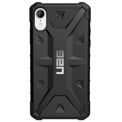 Place to buy PATHFINDER RUGGED ARMOR SHELL CASE FOR IPHONE XR - BLACK FROM UAG online in Australia free shipping & afterpay.