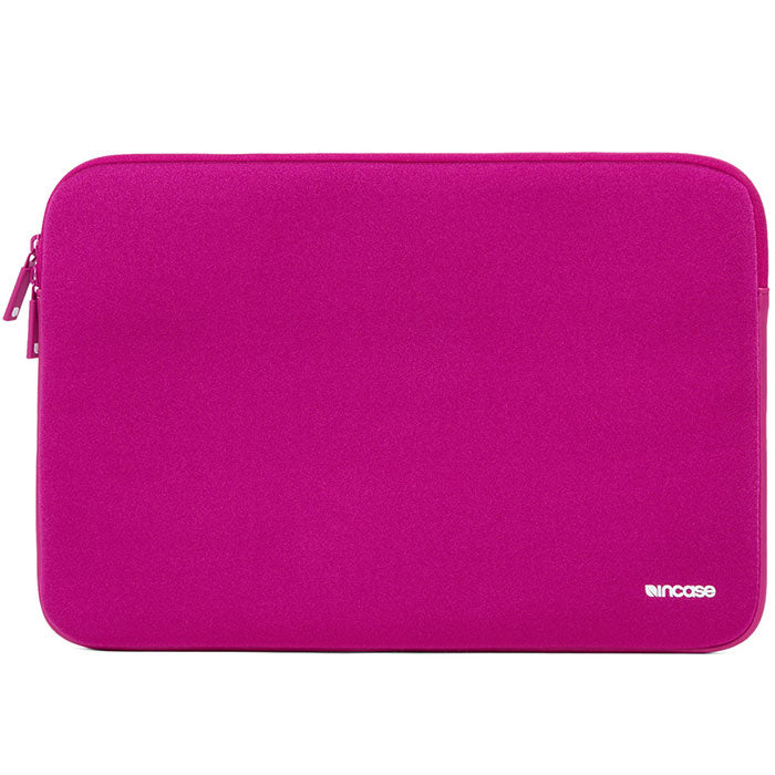 incase neoprene classic sleeve for macbook 15 inch - pink saphire Colour syntricate australia Australia Stock