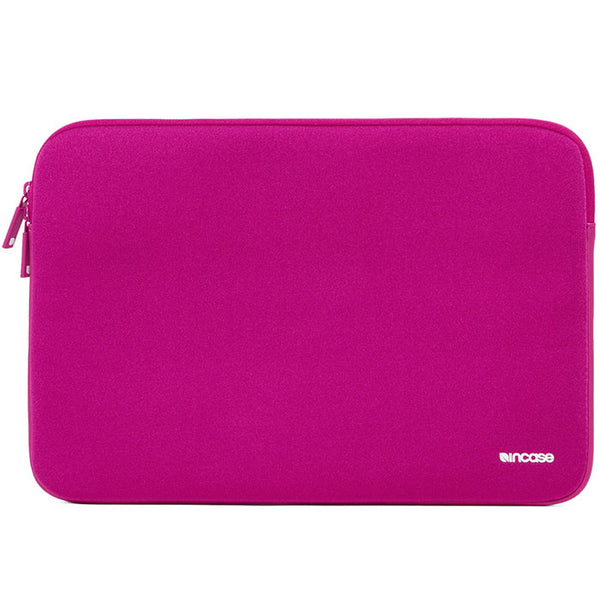 incase neoprene classic sleeve for macbook 15 inch - pink saphire Colour syntricate australia