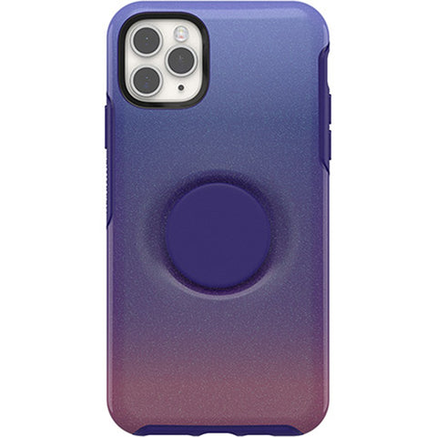 iphone 11 pro max purple designer glitter cute case
