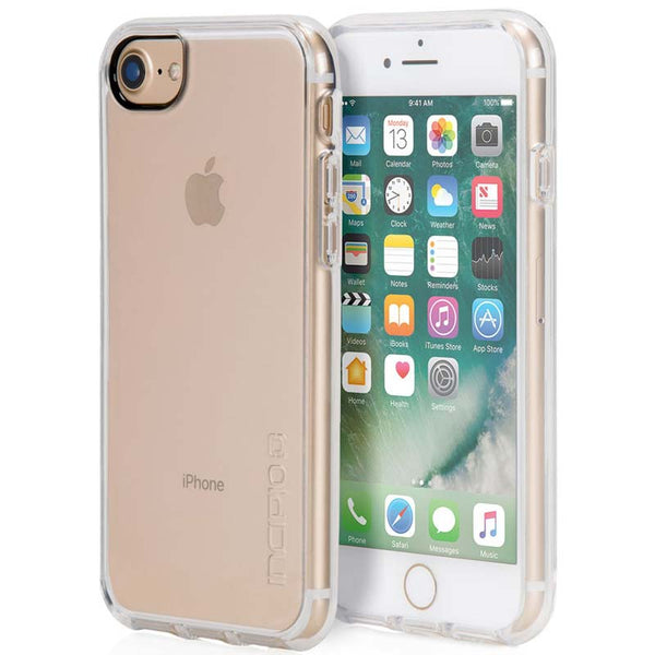buy incipio octane pure translucent co-molded case for iphone 8/7 clear australia