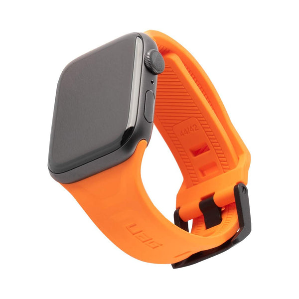 orange silicone case for apple watch series 5/4/3/2/1 44mm/42mm