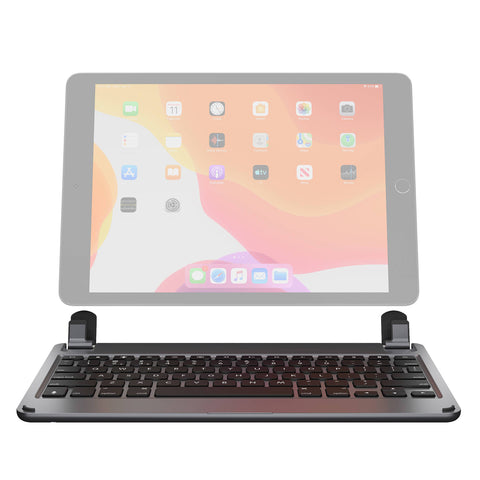 buy online now wireless bluetooth keyboard from brydge for ipad 10.2 inch 7gen