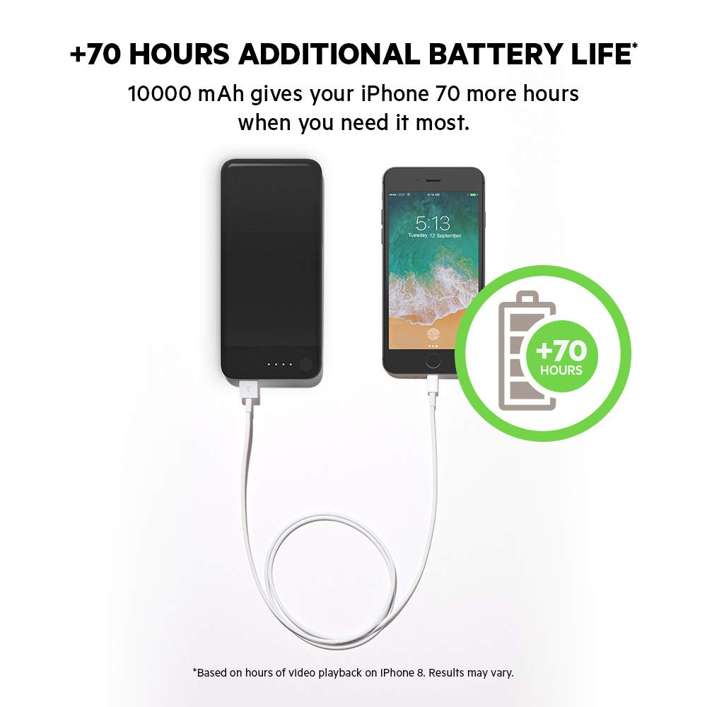 Shop Australia stock BELKIN BOOST CHARGE Power Bank 10K with Lightning Connector - BLACK with free shipping online. Shop Belkin collections with afterpay Australia Stock