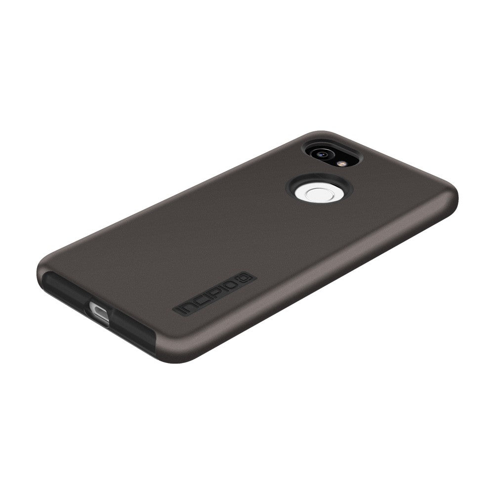 INCIPIO DUALPRO PROTECTIVE CASE FOR GOOGLE PIXEL 2 XL - GUNMETAL Australia Stock
