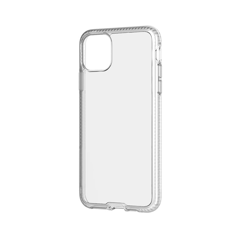 "Shop Australia stock Tech21 Pure Clear Tough Case for iPhone 11 Pro Max (6.5"") - Clear with free shipping online. Shop TECH21 collections with afterpay Australia Stock"