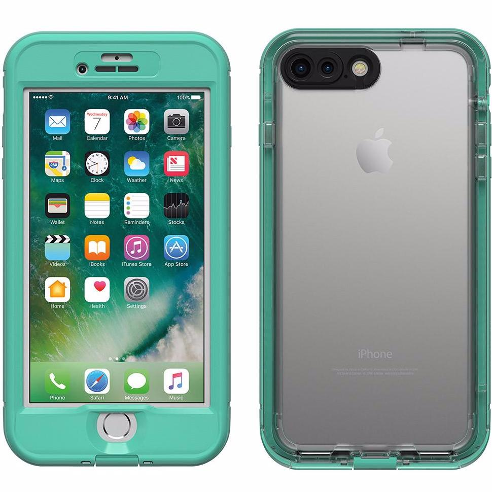store to buy Lifeproof Nuud Waterproof Case for iPhone 7 Plus - Teal/Mint in australia. Free shipping Express Australia wide. Australia Stock
