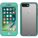 store to buy Lifeproof Nuud Waterproof Case for iPhone 7 Plus - Teal/Mint in australia. Free shipping Express Australia wide.