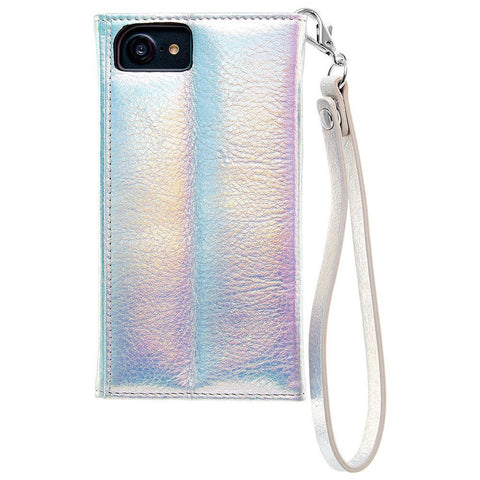 Shop Australia stock CASEMATE WRISTLET LEATHER CARD FOLIO CASE FOR iPHONE 8/7/6S - IRIDESCENT with free shipping online. Shop Casemate collections with afterpay