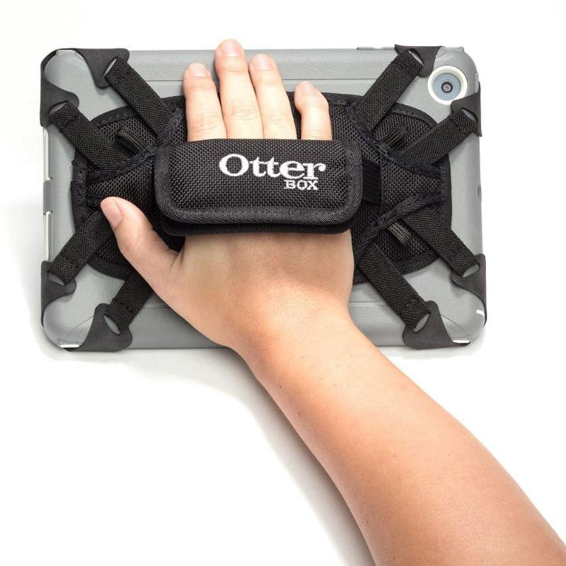 Shop Australia stock OtterBox Utility Latch Hand/Shoulder Strap for 7-8 inch Tablets/iPad Mini - Black with free shipping online. Shop OtterBox collections with afterpay Australia Stock