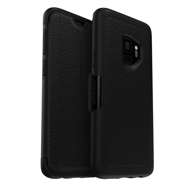 Shop Australia stock OTTERBOX SYMMETRY STRADA LEATHER FOLIO CASE FOR GALAXY S9 - SHADOW with free shipping online. Shop OtterBox collections with afterpay