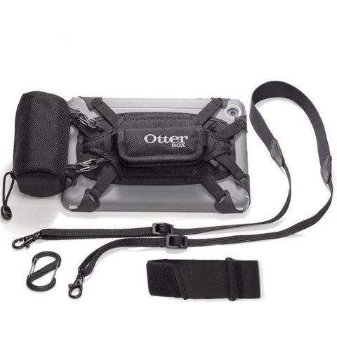 Place to buy genuine and original products from OtterBox Utility Latch Hand/Shoulder Strap for 7-8 inch Tablets/iPad Mini - Black. Free shipping Australia wide.