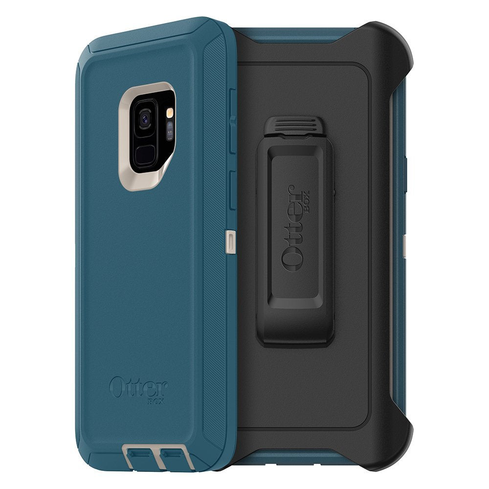 OTTERBOX DEFENDER SCREENLESS EDITION CASE FOR GALAXY S9 - BIG SUR Australia Stock