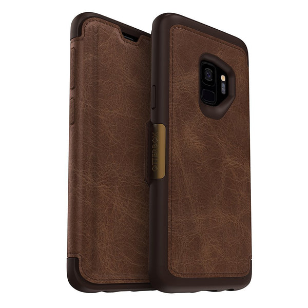 Shop Australia stock OTTERBOX SYMMETRY STRADA LEATHER FOLIO CASE FOR GALAXY S9 - ESPRESSO with free shipping online. Shop OtterBox collections with afterpay