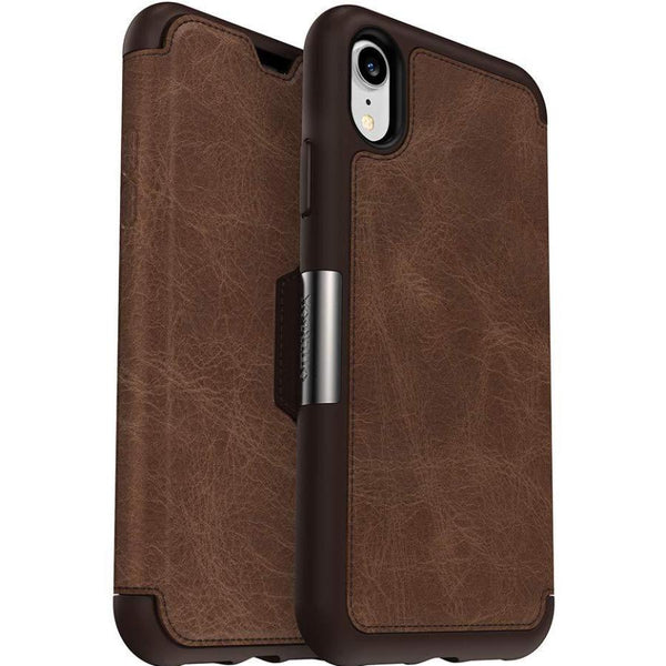 folio case for iphone xr with card slot from otterbox
