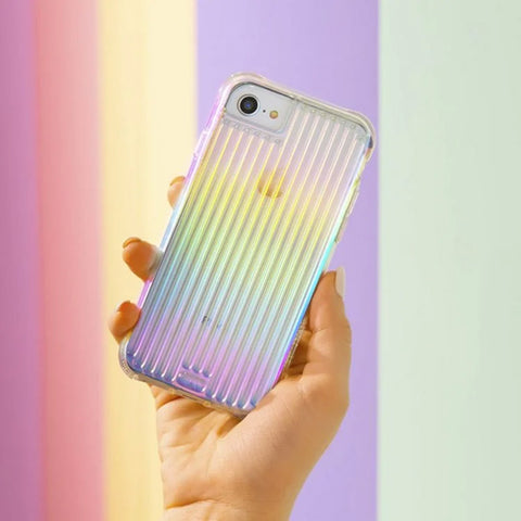 Shop Australia stock CASEMATE Tough Groove Case for iPhone SE (2020) - Iridescent with free shipping online. Shop Casemate collections with afterpay