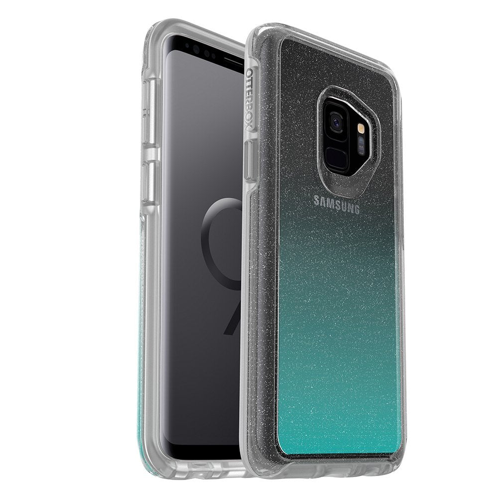 OTTERBOX SYMMETRY CLEAR GRAPHICS CASE FOR GALAXY S9 - ALOHA OMBRE Australia Stock
