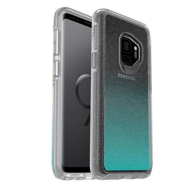 OTTERBOX SYMMETRY CLEAR GRAPHICS CASE FOR GALAXY S9 - ALOHA OMBRE