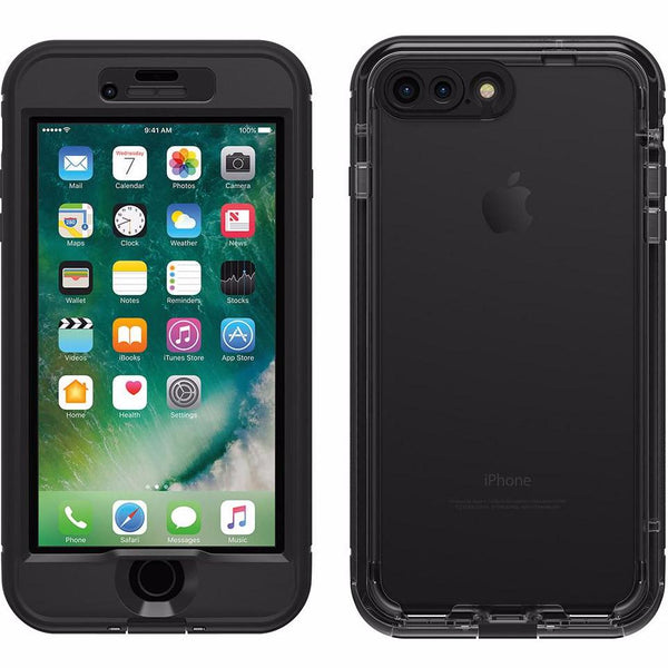 The one and only authorized distributor to buy Lifeproof Nuud Waterproof Case for iPhone 7 Plus - Black. Free express shipping Australia wide from trusted and official online store Syntricate.