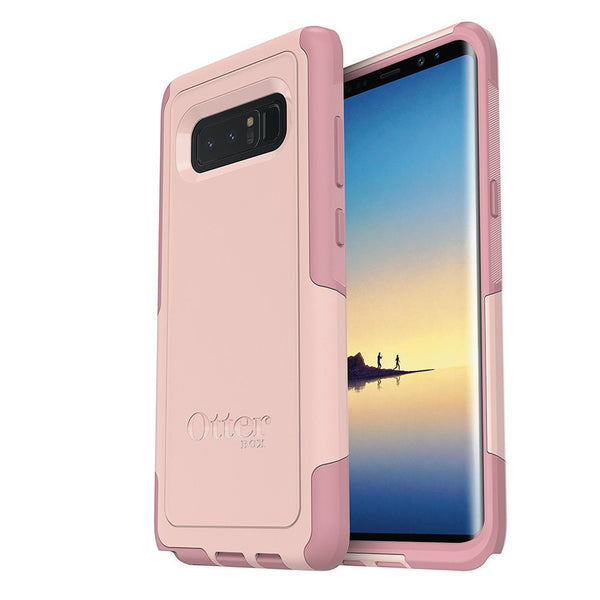 The one and only official online store to shop and buy pink Otterbox Commuter Dual Layer Slim Case For Galaxy Note 8. Australia wide free express shipping only on Authorized distributor Syntricate.