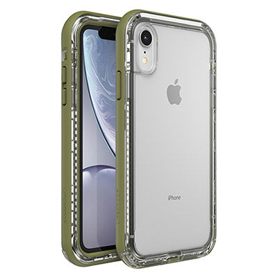 buy online rugged case green colour for iphone xr from lifeproof