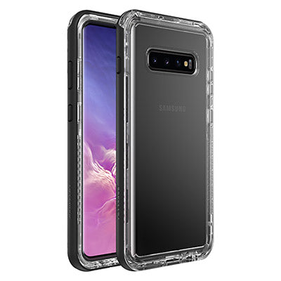 buy online black clear case from lifeproof australia for samsung galaxy s10+