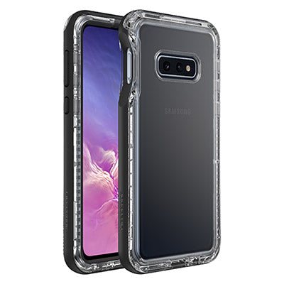 clear case from lifeproof australia for new samsung galaxy s10e