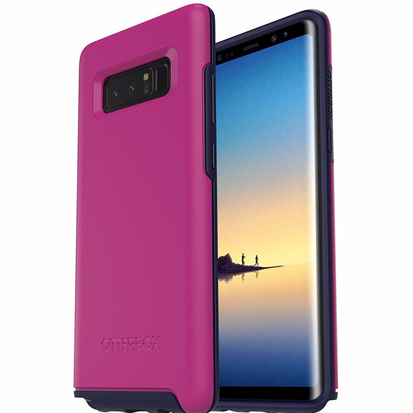 Official store for products Otterbox Symmetry Slim Sleek Stylish Case For Galaxy Note 8 - Mix Berry Purple. Free express shipping Australia wide from Authorized distributor Syntricate.