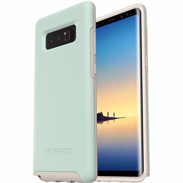 The one and only authorized distributor for Otterbox Symmetry Slim Sleek Stylish Case For Galaxy Note 8 - Muted Water. Free express shipping Australia wide.