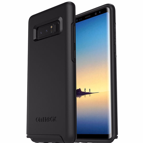 Place to buy genuine products for Otterbox Symmetry Slim Sleek Stylish Case For Galaxy Note 8 - Black from authorized distributor australia. Free shipping Express australia wide.