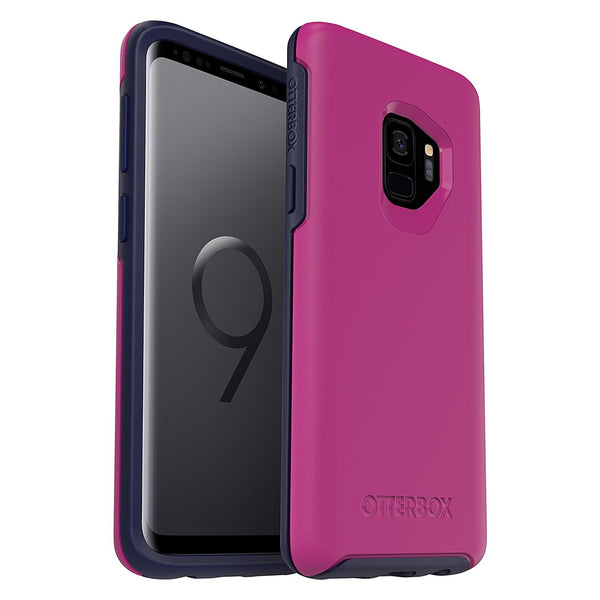 Shop Australia stock OTTERBOX SYMMETRY SLEEK STYLISH CASE FOR GALAXY S9 - MIX BERRY JAM with free shipping online. Shop OtterBox collections with afterpay