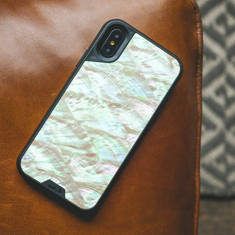 Great design natural colour for iPhone XS Max case from MOUS