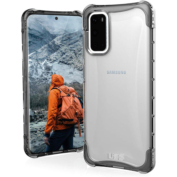 "Shop Australia stock UAG Plyo Rugged Armor Shell Case For Galaxy S20 (6.2"") - Ice with free shipping online. Shop UAG collections with afterpay"