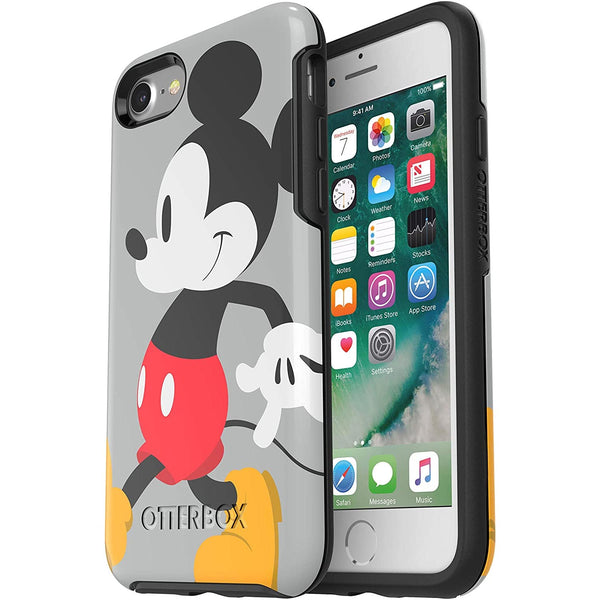 iphone se 2020 iphone 7/8 designer mickey mouse disney case from otterbox australia