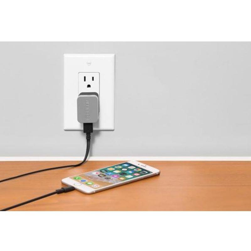 Get the latest stock POWERBLOCK 2.4 AMPS WALL CHARGER WITH LIGHTNING CABLE FROM GRIFFIN free shipping & afterpay. Australia Stock