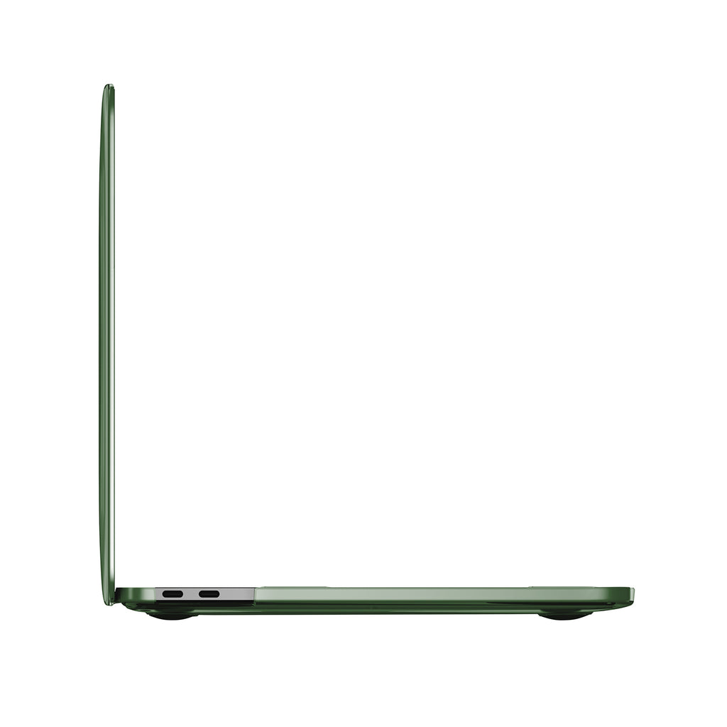 SPECK SMARTSHELL HARDSHELL CASE FOR MACBOOK PRO 15 INCH W/TOUCH BAR - DUSTY GREEN Australia Stock