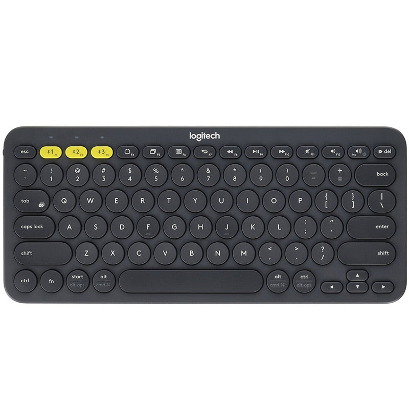 LOGITECH K380 MULTI-DEVICE BLUETOOTH KEYBOARD - BLACK Australia Stock