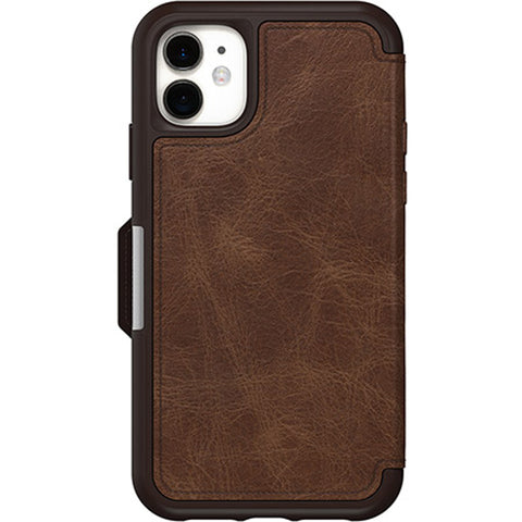 buy online folio wallet with card slots case from otterbox for iphone 11