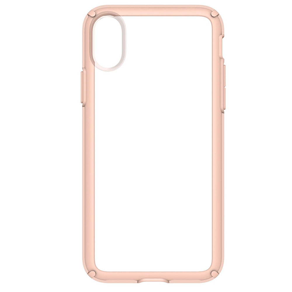 Shop Australia stock SPECK GEMSHELL CASE FOR IPHONE XS/X - CLEAR/ ROSE PINK with free shipping online. Shop Speck collections with afterpay Australia Stock