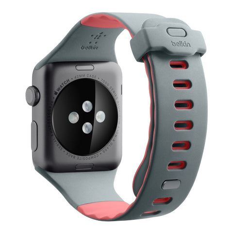 Shop Australia stock BELKIN SPORTS WRISTBAND FOR APPLE WATCH 42MM (SERIES 3/2/1) -CARNATION PINK with free shipping online. Shop Belkin collections with afterpay