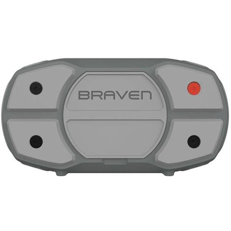 Braven Ready Prime Waterproof Bluetooth Outdoor Smart Speaker Grey Australia Stock