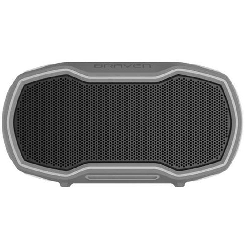 Braven Ready Prime Waterproof Bluetooth Outdoor Smart Speaker Grey Color Australia Stock