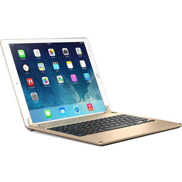 Brydge 12.9 Bluetooth Keyboard For Apple Ipad Pro 12.9 Gold Colour
