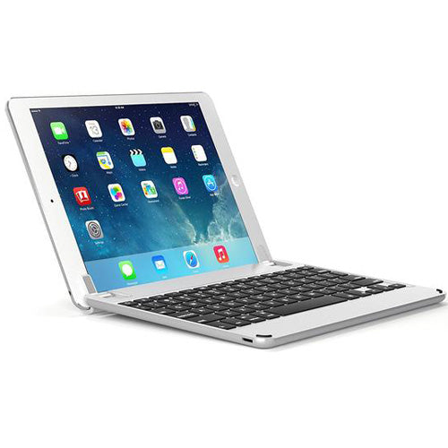 Shop Australia stock BRYDGE 9.7 BLUETOOTH KEYBOARD FOR iPAD 9.7(6TH/5TH GEN)/PRO 9.7/AIR 2 - SILVER with free shipping online. Shop Brydge collections with afterpay