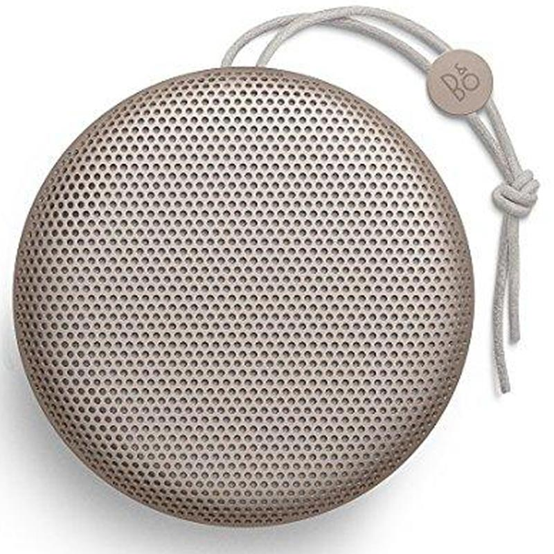 b&o play by bang & olufsen beoplay a1 portable bluetooth speaker - sand stone Australia Stock