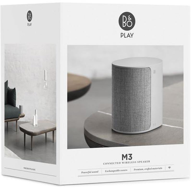 Shop Australia stock B&O PLAY BY BANG & OLUFSEN BEOPLAY M3 COMPACT & POWERFUL WIRELESS SPEAKER SYSTEM - NATURAL with free shipping online. Shop Bang & Olufsen collections with afterpay Australia Stock