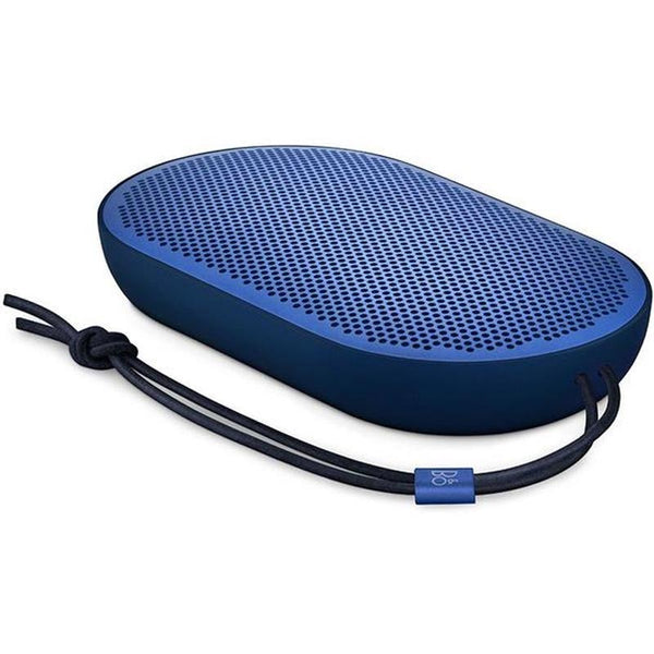 b&o play by bang & olufsen beoplay p2 bluetooth speaker royal blue