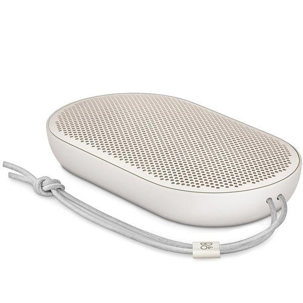 b&o play by bang & olufsen beoplay p2 bluetooth speaker sand stone