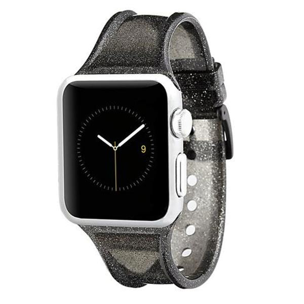 Shop Australia stock CASEMATE SHEER GLAM BAND FOR APPLE WATCH (42MM-44MM) - NOIR with free shipping online. Shop Casemate collections with afterpay Australia Stock